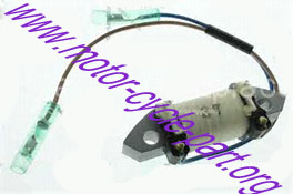 Yamaha 63D-85520-00-00 COIL CHARGE