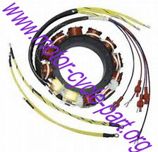 MERCURY 398-858404T 4 L STATOR ASSEMBLY