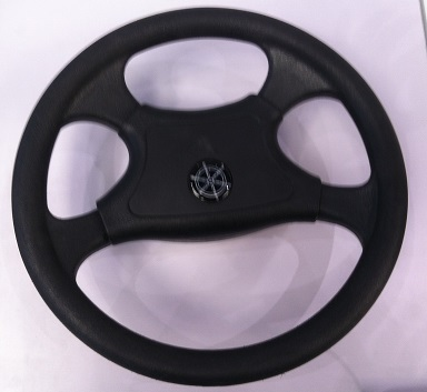 Aluminum and PP Marine Steering wheel P304