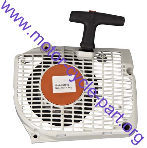 1122 080 2110 Fan housing with rewind starter MS 066/660