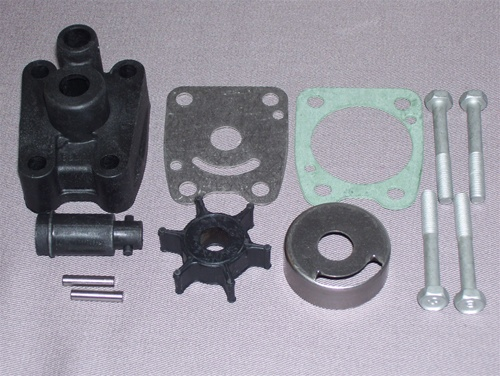 Outboard parts products outboard motor parts for Water pump motor parts